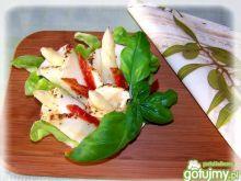 Szparagowa przekąska na waflu Good Food