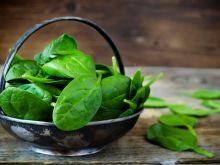 Szpinak - pyszne właściwości warzywa