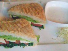 Szpinakowe kanapeczki