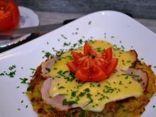 Szwajcarski placek ziemniaczany