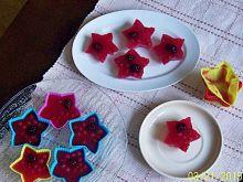 Szybka domowa galaretka z owocami (wegańska)