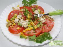 Szybka letnia sałatka