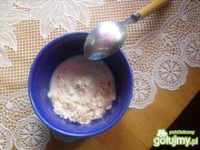 Szybka owsianka na śniadanko.