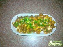 Szybka pasta sałatkowa z makreli