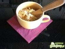 Szybka pasta z cieciorki