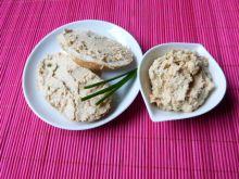 Szybka pasta z makreli i serka
