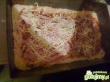 Szybka pizza domowa