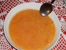 Szybka pomidorowa z ryżem
