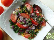 Szybka sałatka obiadowa 3