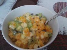 Szybka sałatka owocowa