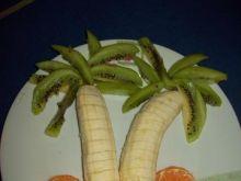 Szybka sałatka- owocowa wyspa