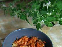 Szybka surówka z marchewki