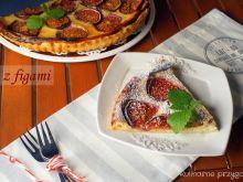 Szybka tarta z figami