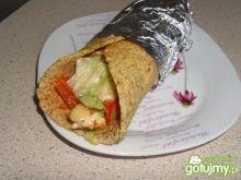 Szybka tortilla - dukan