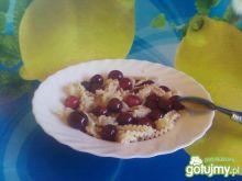 Szybka zupa wiśniowa.