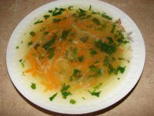 Szybka zupa z dodatkiem kaszy