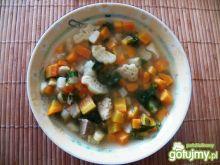 Szybka zupka marchewkowa
