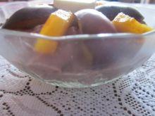 Szybki deser z owocami