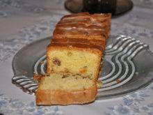 Szybki keks z orzechami