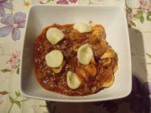Szybki obiad z sosem bolognese