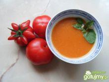 Szybki sos pomidorowy.