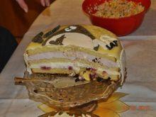 Szybki-Tort wiśniowy