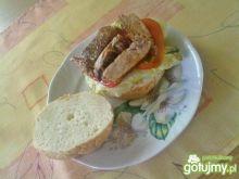 Szybkie burgery z polędwiczką