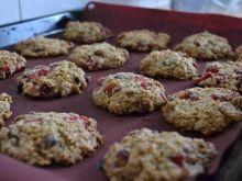 Szybkie ciasteczka owsiane