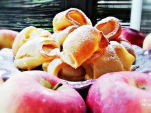 Szybkie ciasteczka z jabłkami