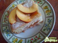 Szybkie ciasto z nektarynkami