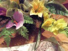 Szybkie czekoladowe ciasto z orzechami i migdałami