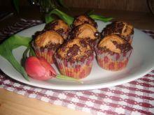 Szybkie muffinki z kawałkami czekolady