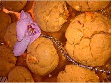 Szybkie orzechowe ciasteczka (na maśle orzechowym)