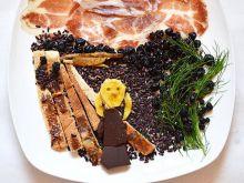 Niesamowite obrazy z jedzenia