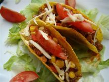 Taco muszle