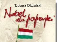 """Tadeusz Olszański """"Nobel dla papryki"""""""