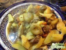 Tadżin - marokańskie danie
