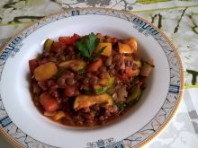 Tadżin warzywny