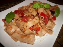 Tagliatelle z warzywami wg Zub3ra