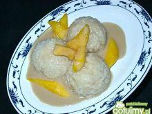 Tajski deser Khao Niaow Ma Muang