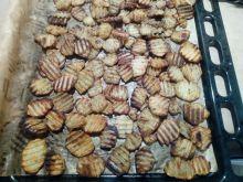Talarki karbowane z ziemniaków