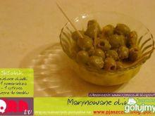 Tapas - Marynowane oliwki