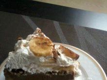 Tarta czekoladowo-kajmakowa