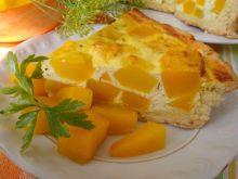 Tarta dyniowo-serowa