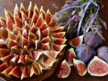 Tarta figowa z ricottą