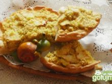 Tarta jabłkowo-rabarbarowa  :