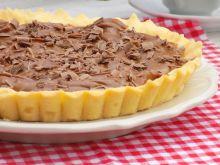 Tarta kajmakowo-czekoladowa