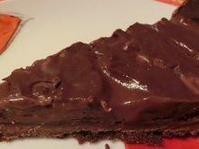 Tarta potrójnie czekoladowa
