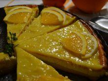Tarta serowo-cytrynowa