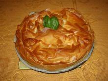 Tarta z ciasta fillo